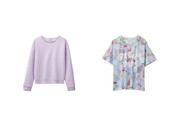 GU 2015 春夏最新服飾,主打粉嫩色系,打造夢幻甜美的女孩look。圖/G...