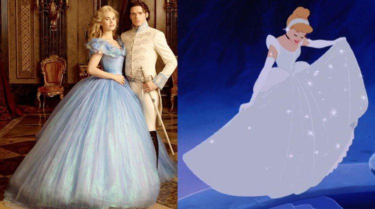 由《雷神索爾》導演肯尼斯布萊納執導的真人版《灰姑娘 Cinderella》電影日...