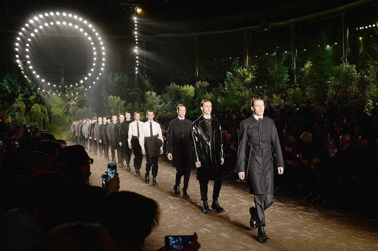 Ermenegildo Zegna Couture 2015秋冬時裝秀完美落幕。...