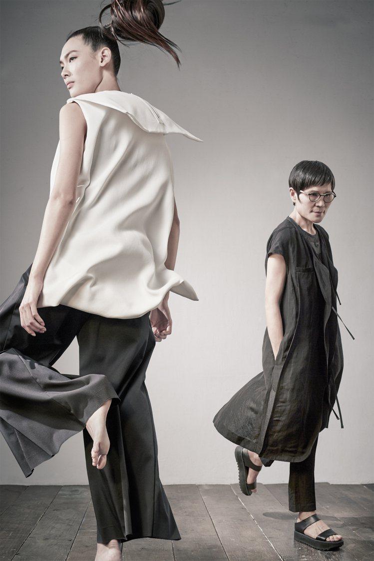 葉珈伶 CHARINYEH 將「稻」的概念融入作品中,利用現代的解構手法,打造出...