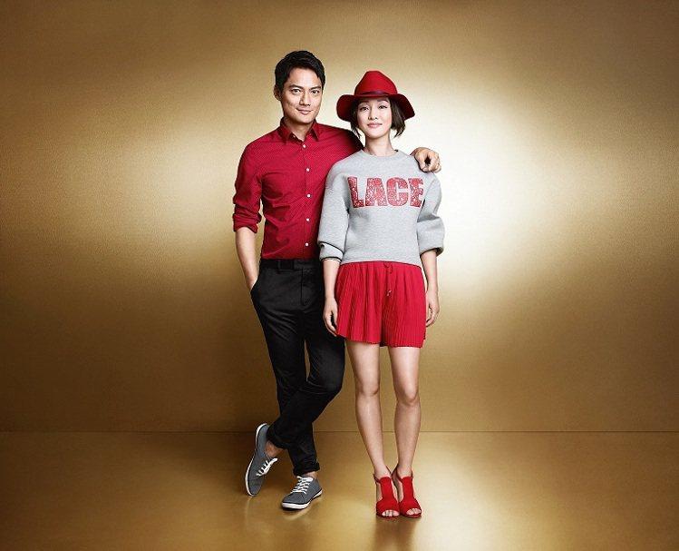 H&M即將開幕,勢必又會成為網路的熱門議題,圖為H&M新春形象照。圖/H&M提供