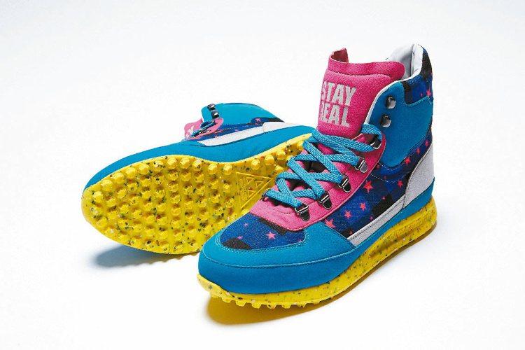 STAYREAL今年與日本球鞋達人北館洋一郎合作聯名鞋款,持續為品牌注入新活力。...
