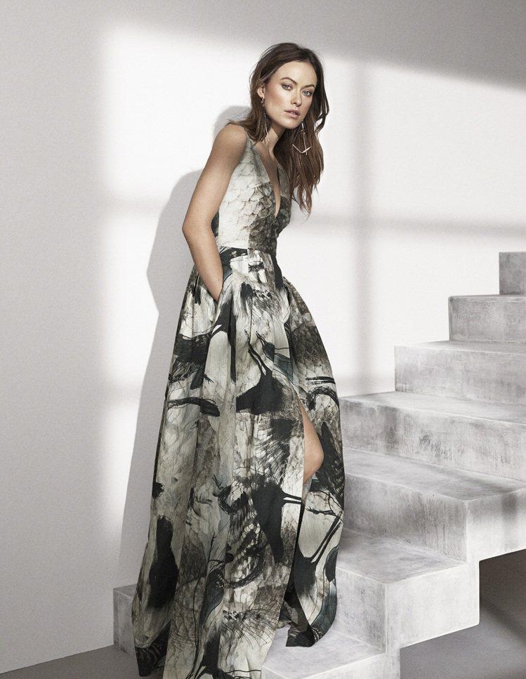 Olivia Wilde詮釋H&M 2015 Conscious Exc...