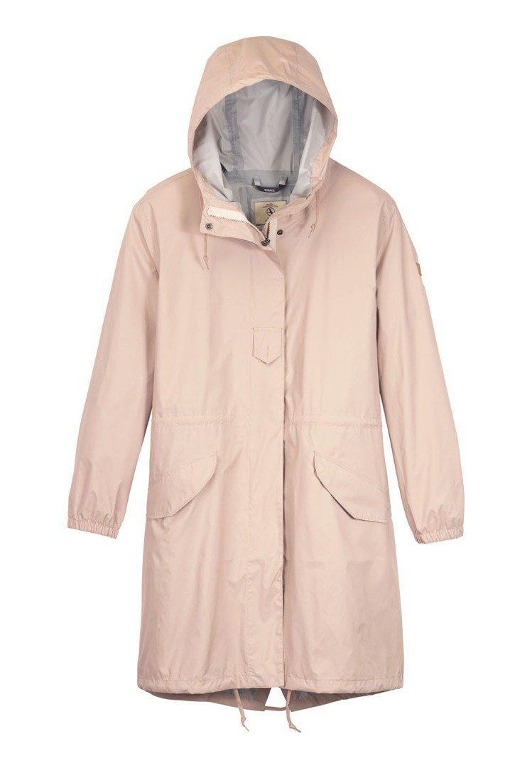 女MTD防水透氣外套,5800元。圖/AIGLE提供