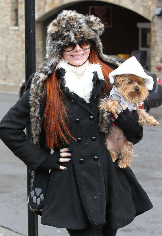 Phoebe Price戴的帽子近年來非常流行,可愛的動物造型擄獲不少女生的心。...