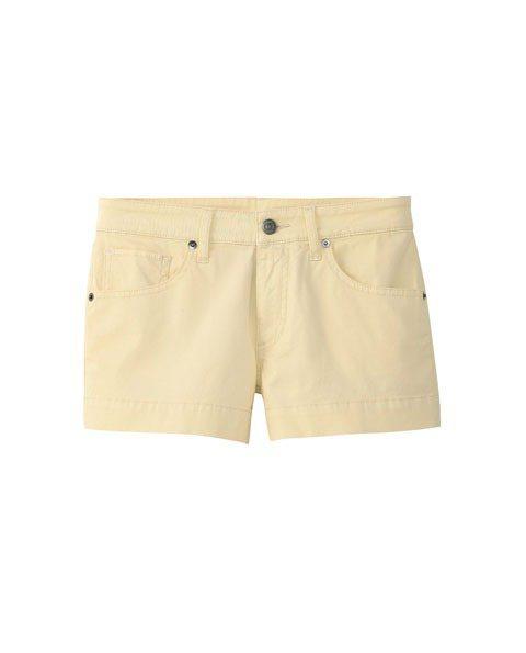 UNIQLO女裝超短褲。圖/UNIQLO提供
