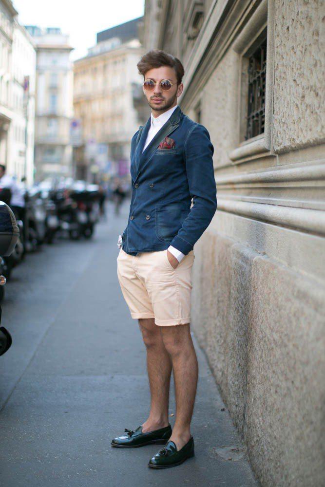 男孩們的穿搭方式似乎隨著夏天的到來而更加活潑俏皮。圖;文/美麗佳人