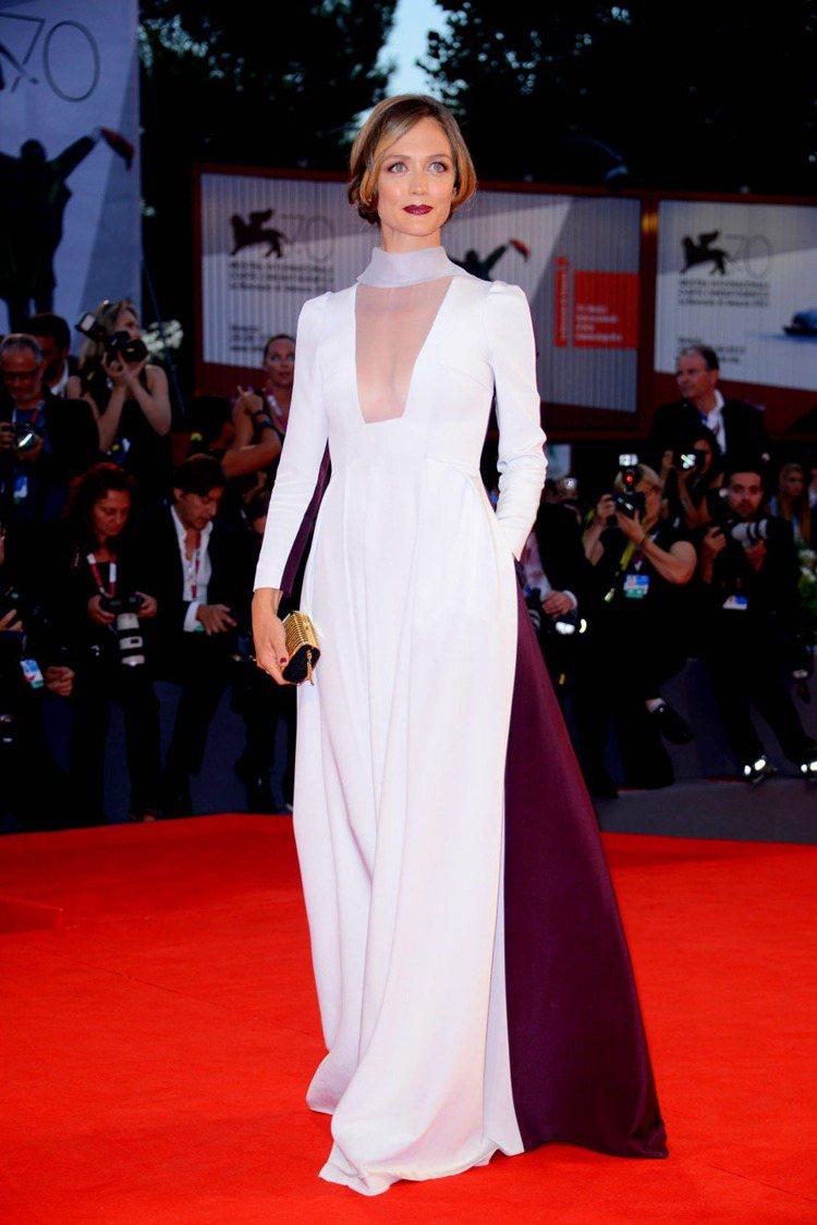 義大利女星 Francesca Cavallin 的 Barbara Casas...