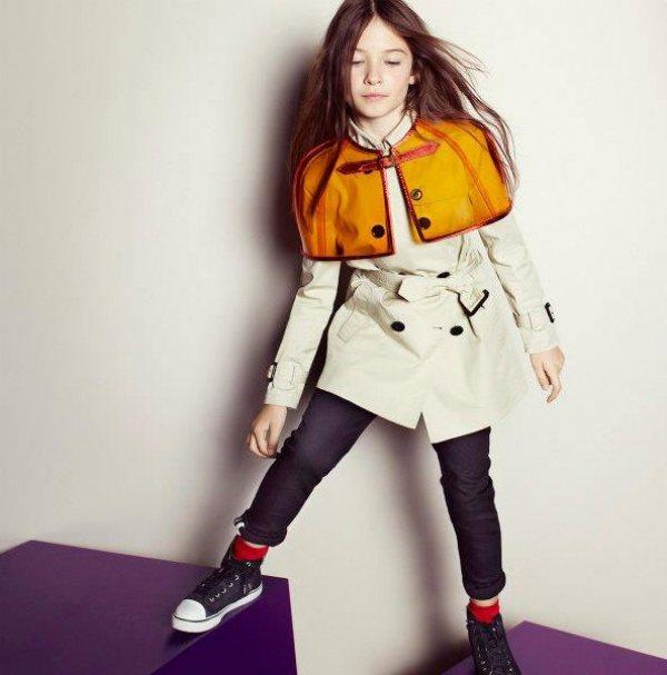 許多精品品牌搶進童裝市場。圖/she.com Taiwan提供