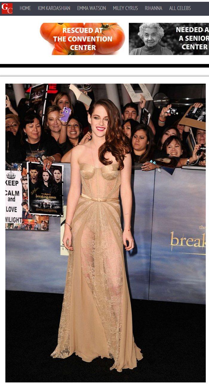 暮光女克莉絲汀史都華(Kristen Stewart)身穿 Zuhair Mur...