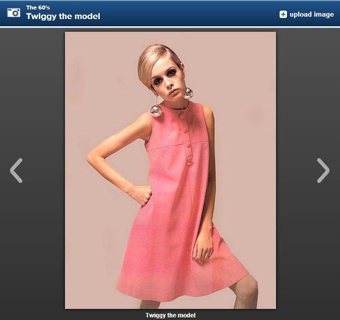 粗手臂最需避開的服裝絕對是削肩洋裝或背心。圖/擷取自fanpop.com