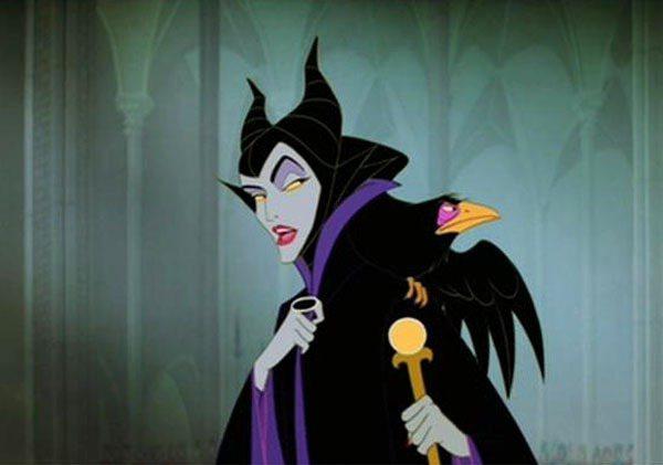 《睡美人》中的反派 Maleficent,是許多迪士尼迷心中的經典人物。圖/擷取...