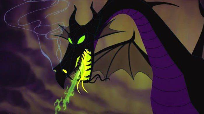 《睡美人》中的反派 Maleficent能變身成噴火巨龍,《曼哈頓奇緣》中蘇珊莎...