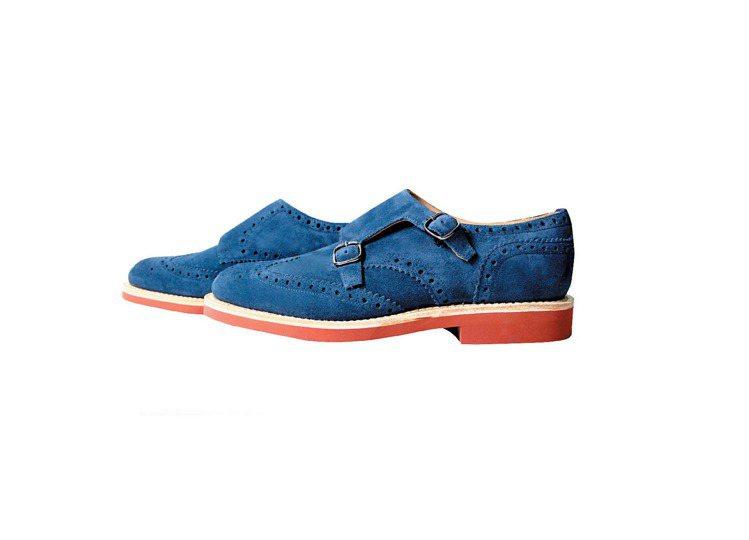 church's 麂皮紳士鞋,1萬6900元。圖/團團提供