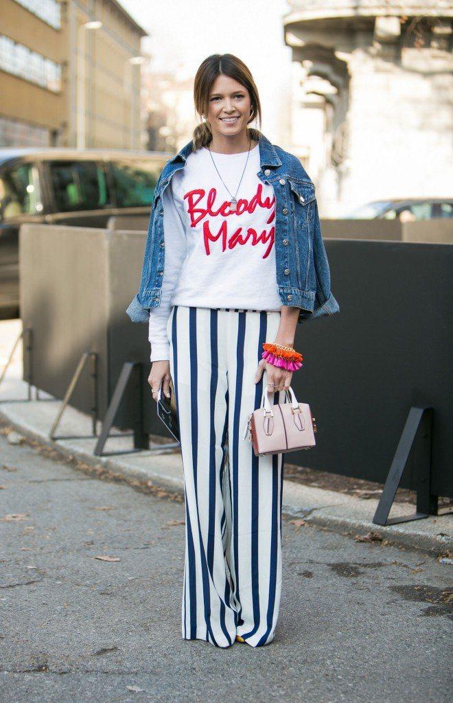 夏季的寬版褲潮流還是以高腰為主,長度不一。但進入秋冬後高、低腰各有市場,長度以蓋...