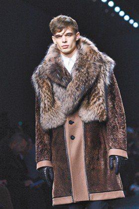 米蘭男裝周/披頭四皮草衣 回味六○年代