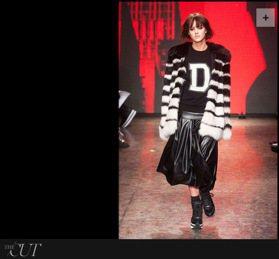 紐約時裝周/邀普通人走秀 DKNY慶25歲