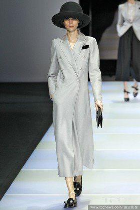 米蘭時裝周/男裝女穿 剛柔並濟