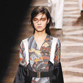 巴黎時裝周/龍袍加身 伸展台濃濃東方風