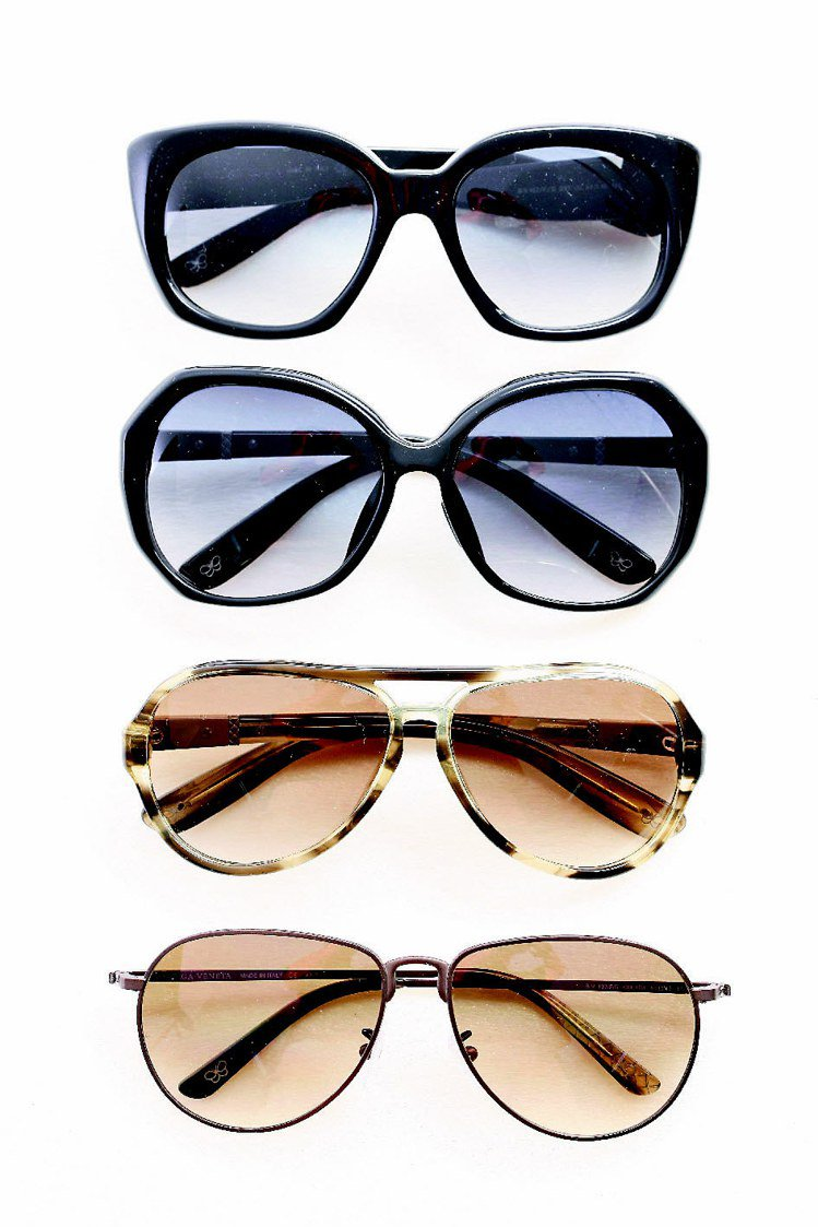 BOTTEGA VENETA太陽眼鏡系列,11,330~13,120元。圖/BO...