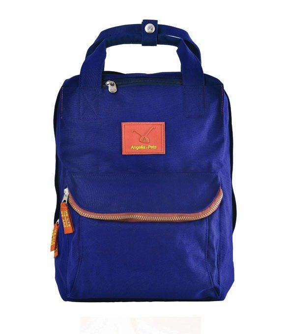 台灣的設計包包品牌 - Angelia &Pets最新款後背包「Kido」。圖/...
