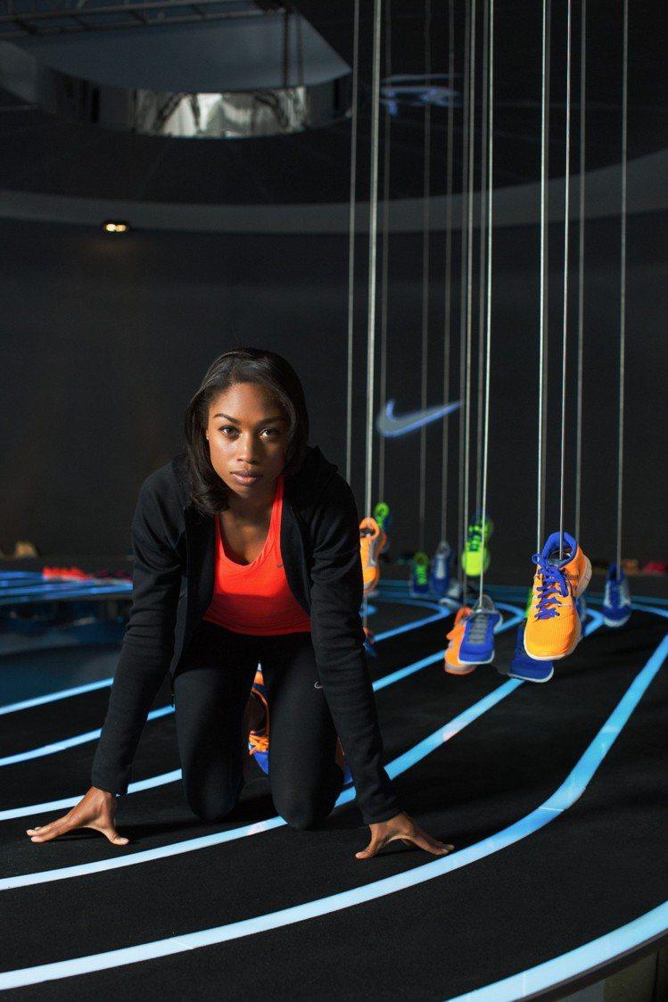 帶起的裸足風的Nike Free系列今年更強調自然律動。圖/Nike提供