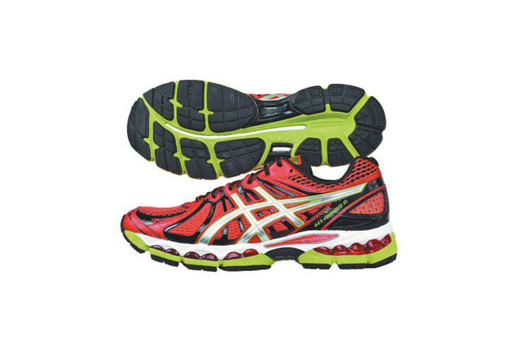 ASICS也將於8月推出GEL-NIMBUS 15跑鞋,以SpEVA與Solyt...