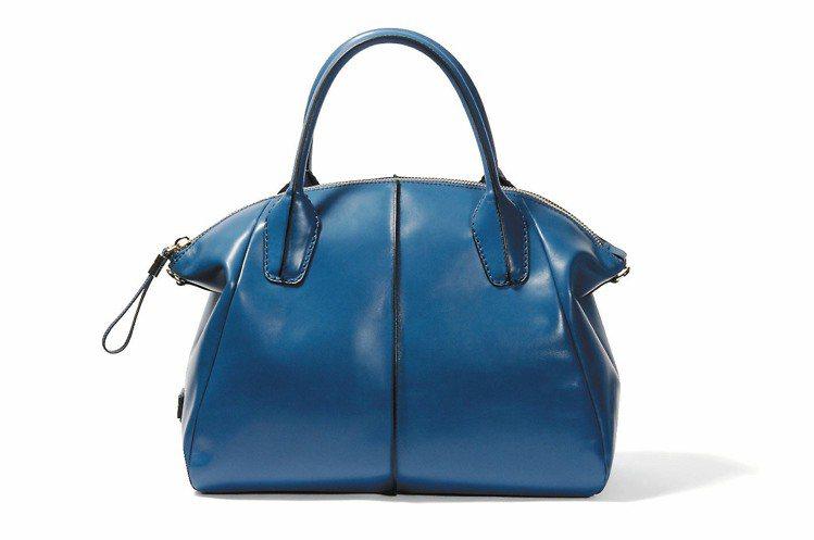 TOD'S的D Bag,是以黛安娜王妃為名。52,800元起。圖/OD'S提供