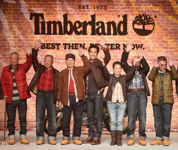 Timberland 邁入四十周年,於華山文創園區舉辦了秋冬新品時尚秀,更邀請嘉...