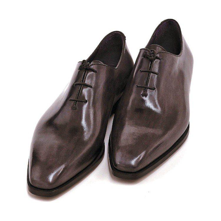 Alessandro鞋款,定價7萬500元。圖/Berluti提供