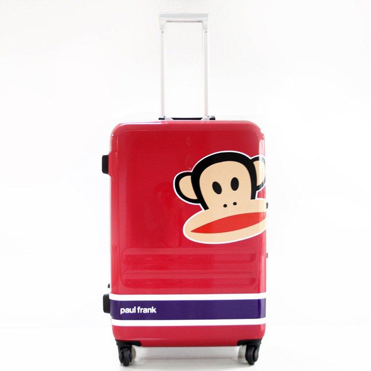 輕量行李箱是短期出遊旅客的好選擇。圖/LeBags提供非報系