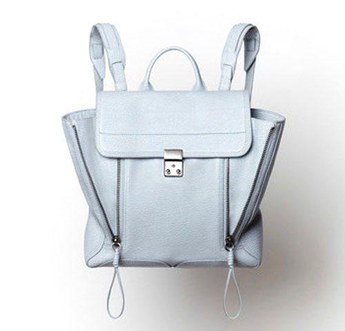 3.1 Phillip Lim 的後背包,尺寸不會過大,簡單設計也很適合想展現女...