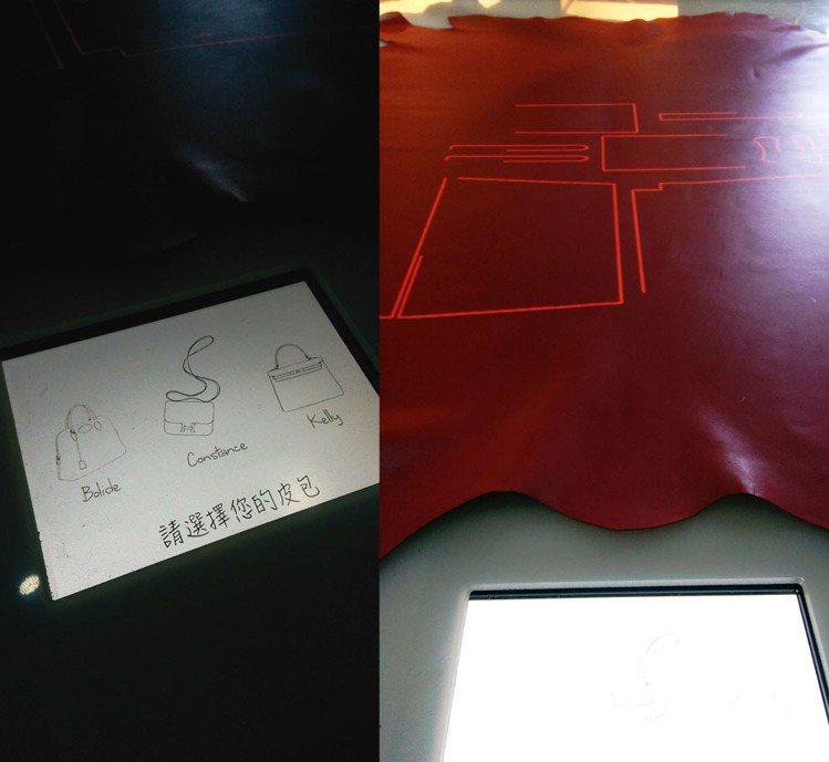 工匠的工作室互動區。記者吳曉涵/攝影