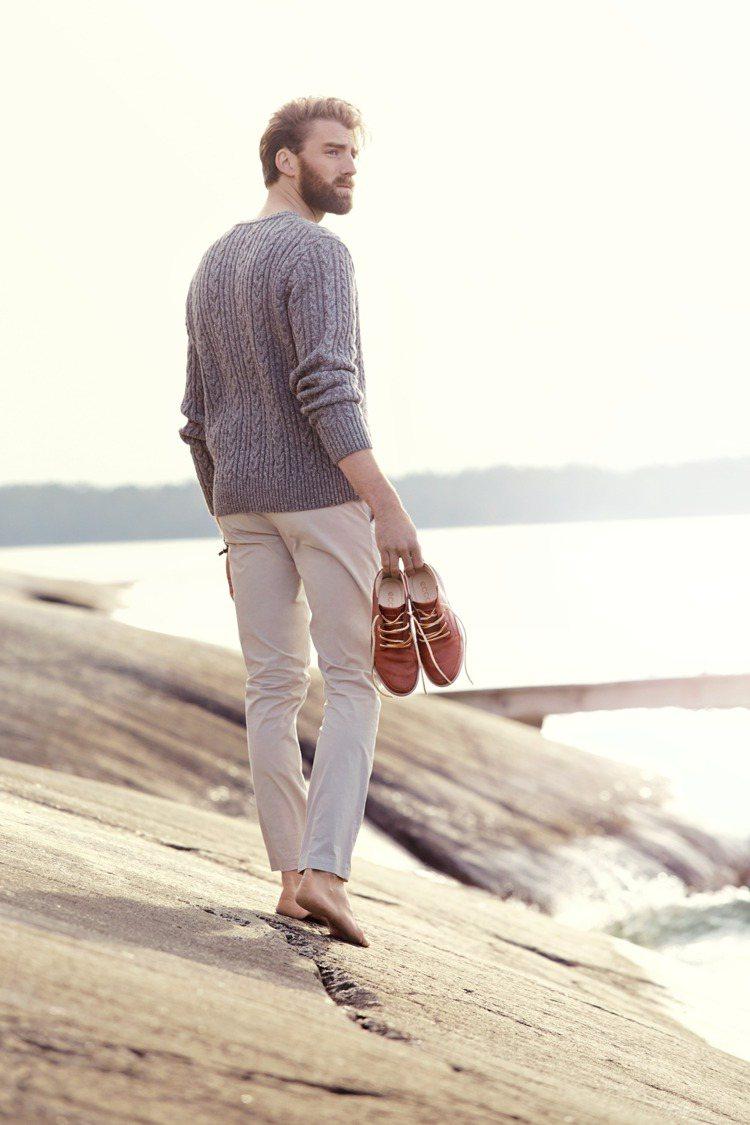 ECCO 全新鞋款就以北歐大自然作為靈感來源,將海洋、沙丘與森林的色彩融入設計中...