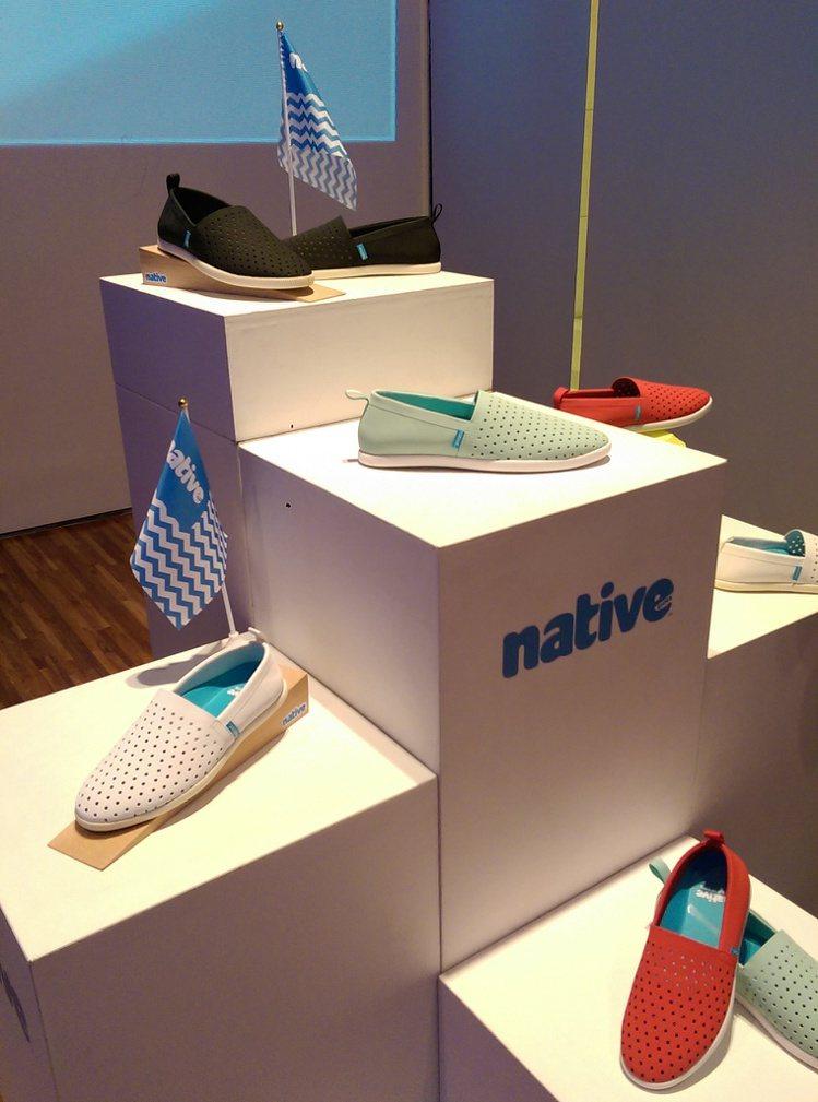 native新品發表。記者吳曉涵/提供