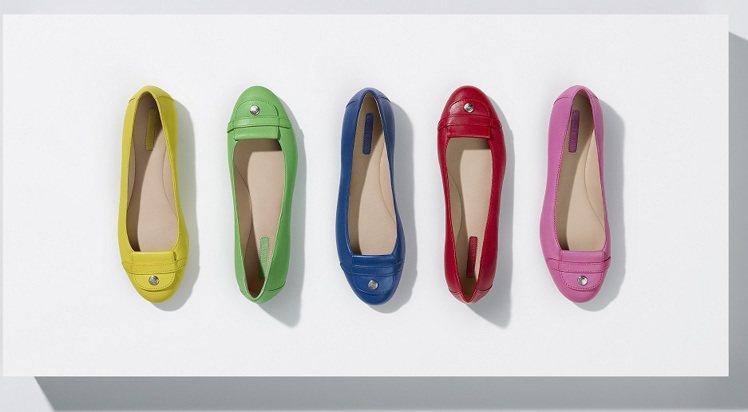 Longchamp農曆春年登場Le Pliage Cuir 小羊皮系列鞋履,9,...