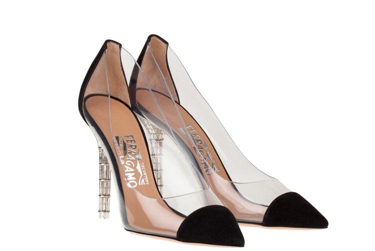 Ferragamo仙履奇緣訂製鞋款,約78,900元。圖/Ferragamo提供