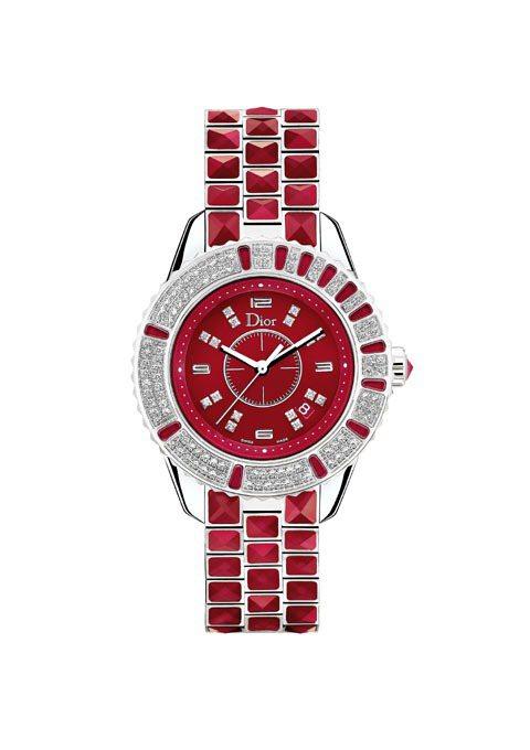 Dior Christal腕表,價格店洽。圖/Dior提供