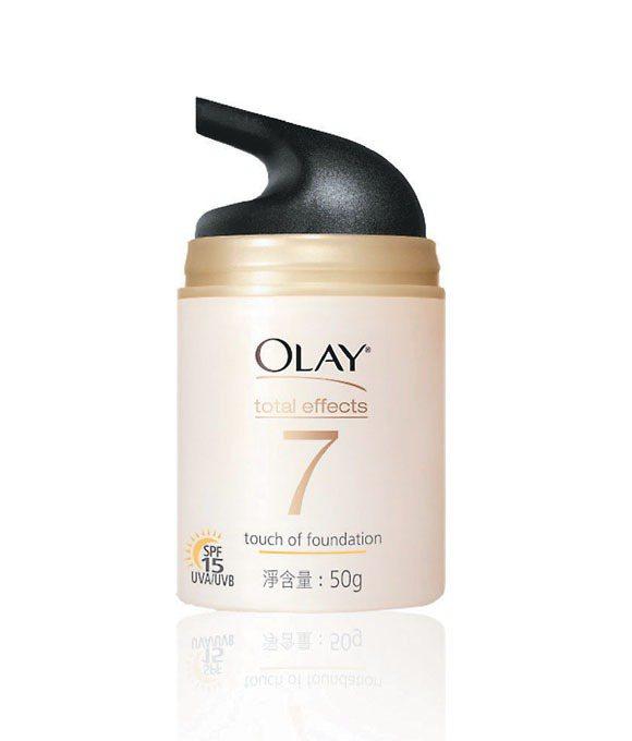 OLAY多元修護粉嫩氣色乳SPF15。圖/OLAY提供