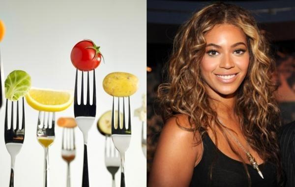 擁有傲人身段的碧昂絲是鍾愛21天素食法的粉絲之一。圖/she.com Taiwa...