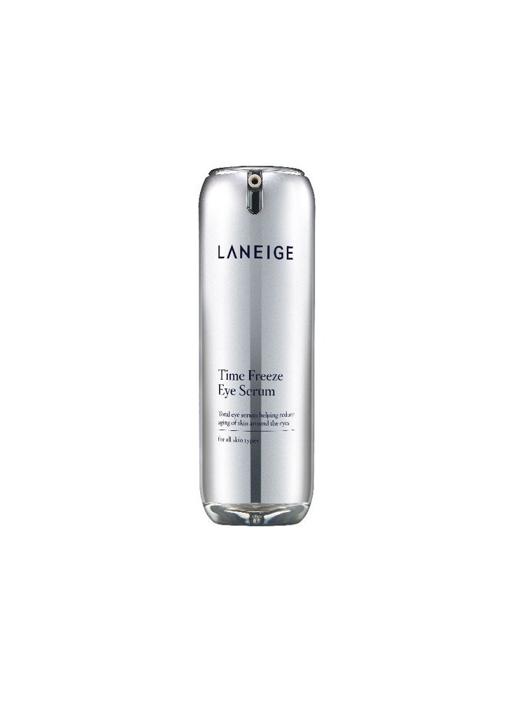 蘭芝超時空彈力新生眼部精華1,700元。圖/蘭芝提供