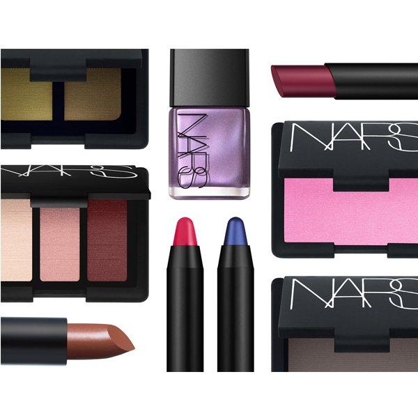 NARS 2012 春季彩妝全系列商品。圖/she.com.tw提供