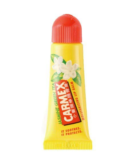 CARMEX小蜜媞茉莉綠茶修護唇膏(10g/99元) 特調比例將東方味十足的茉莉...