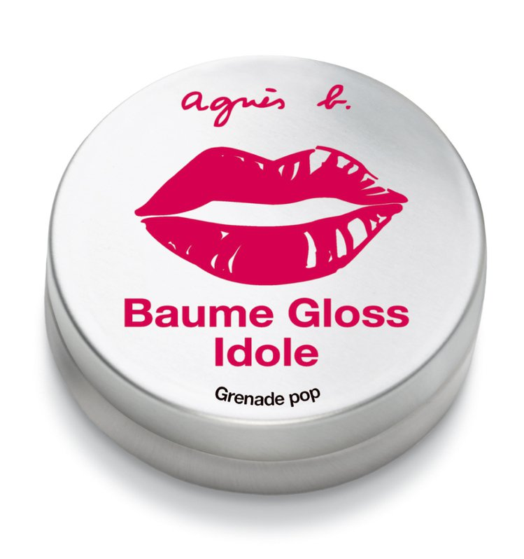 agnes b.左岸女孩果漾凍唇蜜(9ml/580元)令雙唇更柔嫩、細緻及有彈性...