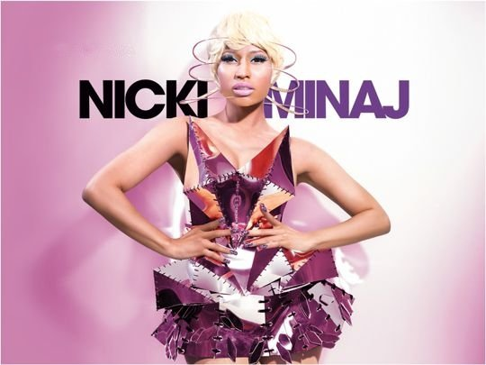 Nicki Minaj妮琪米娜極具個人風格的魅力就連小女孩都無法抵擋。圖/she...