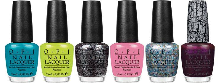 Nicki Minaj 限量聯名系列共推出全新6色,其中包括一款全新的幻紫爆裂指...