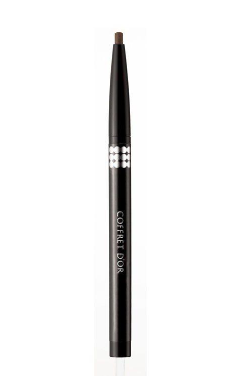佳麗寶COFFRET D''OR輕巧自然眉筆。圖/佳麗寶提供