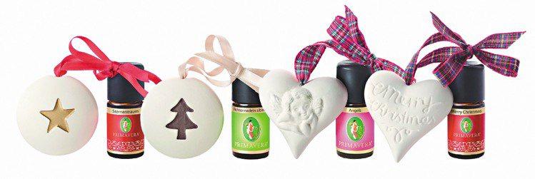 登琪爾PRIMAVERA 2012限定聖誕童話香氛禮盒系列。圖/登琪爾提供