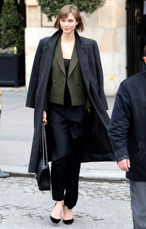 擁有高人氣、多變風格的超模Karlie Kloss,可算是這波短髮風潮的發起人。...
