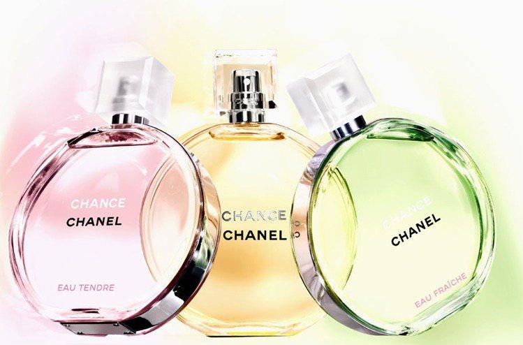 香奈兒CHANCE系列推出150ml限量加大版,單位價格更為實惠、每瓶4,750...